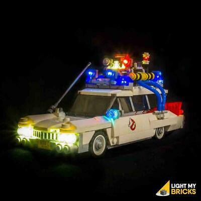 AU74 • Buy LIGHT MY BRICKS Lighting Kit For 21108 LEGO® Ghostbusters Ecto-1 - NEW