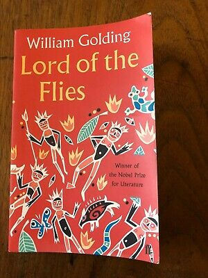Lord Of The Flies By William Golding (Paperback, 2005) • 1.25£