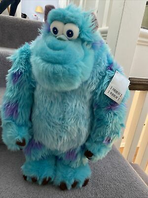 Scully Monsters Inc, Soft Toy (NEW) • 20£