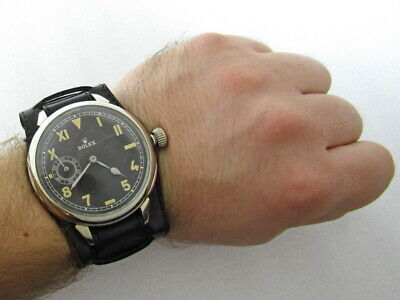 $ CDN1524.71 • Buy Rolex California Military Style WW II Vintage Swiss CAL.526 Men Watch EXCELLENT