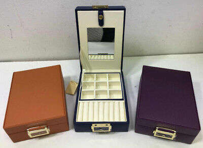 Large Jewellery Box   With Multiple Compartments RRP19.99 • 12.99£