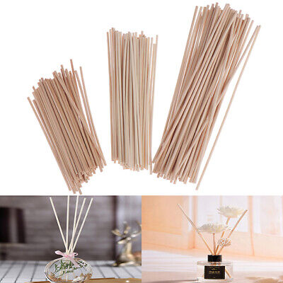 AU12.72 • Buy 50x Rattan Reed Fragrance Diffuser Home Decor Replacement Stick Refill D& Gi Ne