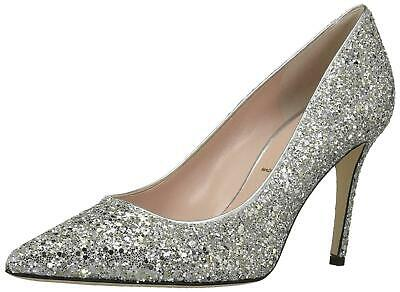 AU177.99 • Buy Kate Spade New York Women's Vivian Pump Women's, Silver/Gold Glitter, Size 9.0 Z