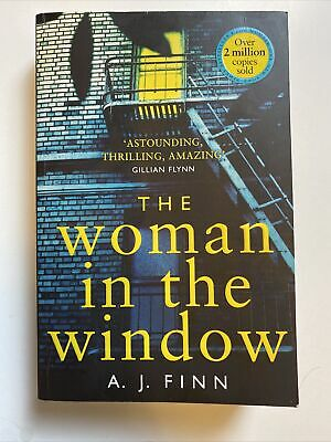 AU19 • Buy Woman In The Window: The Most Exciting Debut Thriller Of 2018 By A.J. Finn (Eng)