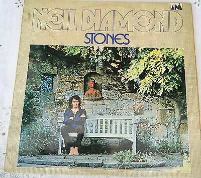 Neil Diamond - Uk Lp - Stones - Ex/vg - 1971 - Uni - Unls 121  • 6.50£