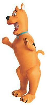Rubie's Scooby Doo Adult Inflatable Costume, As Shown,, As Shown, Size One Size • 21.99£