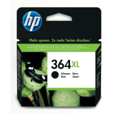 Genuine Colour HP 364XL Ink Cartridges Black Cyan Yellow Magenta • 4.99£
