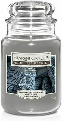 Yankee Candle Large 538g, New Cosy Up • 14.99£