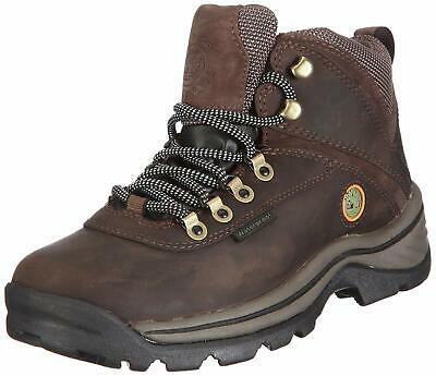 Timberland Women's White Ledge Mid Ankle Boot, Dark Brown, Size 7.5 FaM8 US • 37.99£