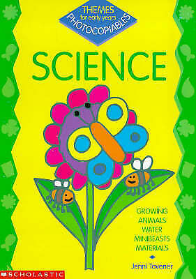 £3.50 • Buy Science Themes (Themes For Early Years ... By Tavener, Jenni Mixed Media Product
