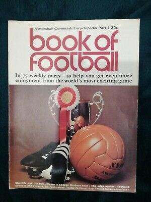 Marshall Cavendish Book Of Football Complete Set 1-75 Except Issue 56.  • 45£