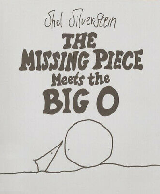 The Missing Piece Meets The Big O By Silverstein, Shel • 11.83£