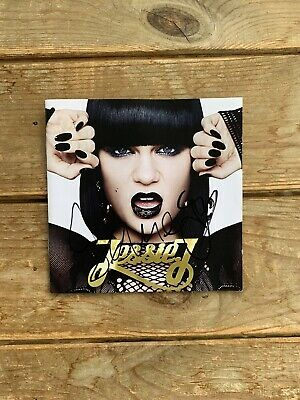Jessie J - Who You Are (2011) (Standard Version) (Signed/Autographed) • 40£