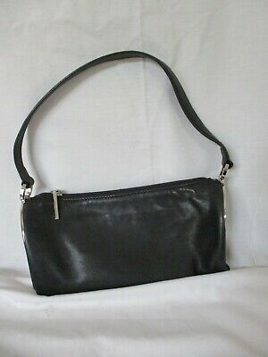 AU30 • Buy Oroton Black Leather Handbag
