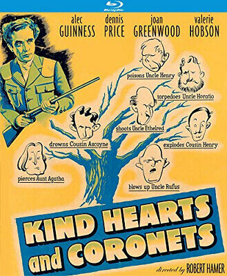 Kind Hearts And Coronets [Blu-ray] [Special Edition] • 24.48£