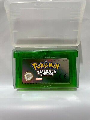 AU21.95 • Buy Pokemon Emerald Version GBA - Nintendo Gameboy Advance/DS *Brand New*