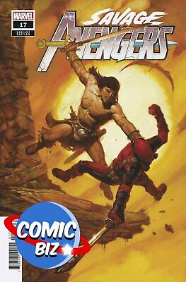 Savage Avengers #17 (2021) 1st Printing Gist Variant Cover Marvel Comics • 3.65£