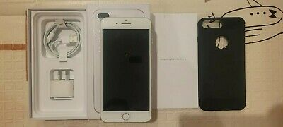 AU449 • Buy (VERY GOOD CONDITION) Apple IPhone 8 Plus - 256GB - Silver (Unlocked) A1864