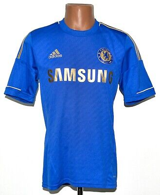 Chelsea London 2012/2013 Home Football Shirt Jersey Adidas Size S Adult • 44.99£