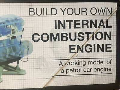 £39.99 • Buy Build Your Own Internal Combustion Engine HAYNES Working Model Petrol Engine 10+