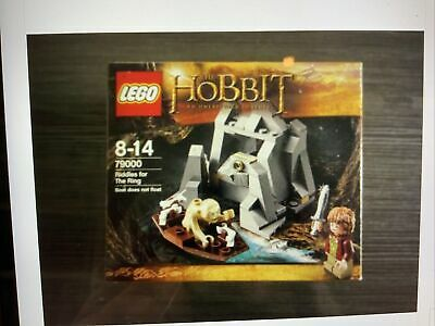 LEGO 79000 The Hobbit 'Riddle For The Ring' Bilbo Baggins And Gollum. Complete. • 10£