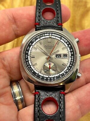 $ CDN1202.41 • Buy 1971 Seiko 6139-6022 Automatic Chronograph  Pulsations  Chinese Day Serviced