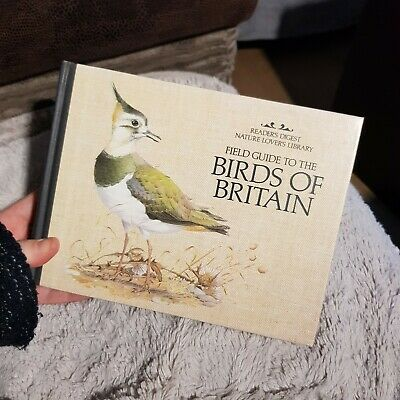 Reader's Digest Nature Lovers Library Field Guide To The Birds Of Britain • 2£