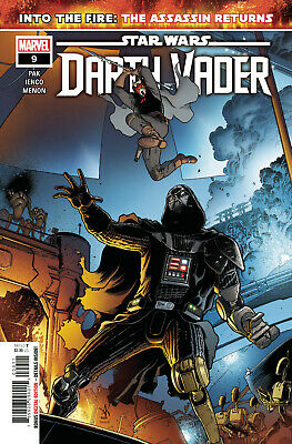 Star Wars Darth Vader #9 Marvel Comics Bagged And Boarded • 3.99£
