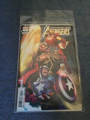 The Avengers  #1, Earths Mightiest Heroes Marvel Comic, Variant Edition • 0.99£