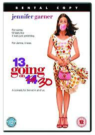 13 Going On 30 (DVD, 2004) • 1£