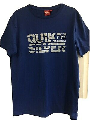 Brand New Without Tags Quicksilver T Shirt • 2.20£