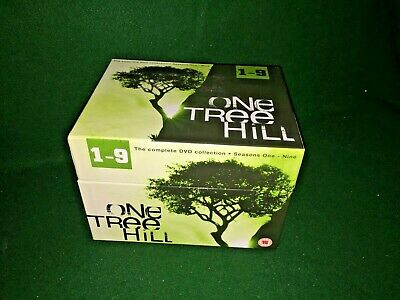 ONE TREE HILL COMPLETE DVD BOX SET COLLECTION ~  SEASONS 1 To 9 • 39.95£