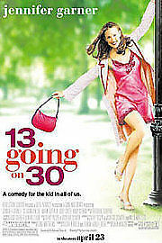 13 Going On 30 (DVD, 2011) • 2.50£
