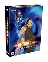 Doctor Who - Series 2 - Complete (DVD, 2006, 6-Disc Set) • 3.49£