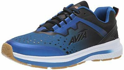 Avia Men's Avi-Maze Sneaker, Skydiver/Black/Flame, Size 10.5 DALK US • 44.99£