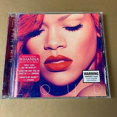 AU11.80 • Buy Loud - Rihanna (CD, 2010, Def Jam ) 11 Tracks
