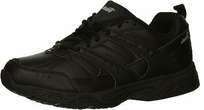 AVIA Mens Avi-verge Low Top Lace Up Fashion Sneakers, Black, Size 8.0 LTuE US • 44.99£