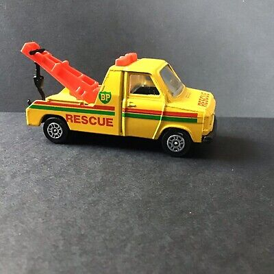 Corgi Diecast Ford Wrecker Truck BP 1985 Yellow 1/64 Boxed New  • 3.95£