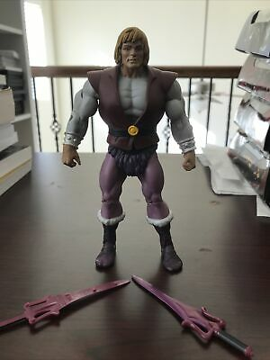 $46 • Buy MOTU,MOTUC,PRINCE ADAM,Masters Of The Universe Classics Complete