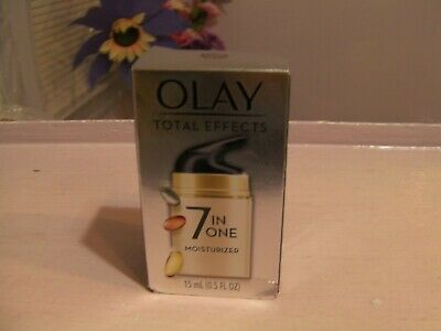 AU10.32 • Buy Olay Total Effects 7 In 1 Moisturizer W/ SPF 15 Sunscreen, 0.5 Oz