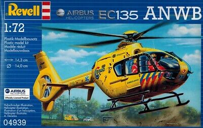 £7.11 • Buy Revell 04939 - EC 135 ANWB - Airbus Helicopters - 1:72