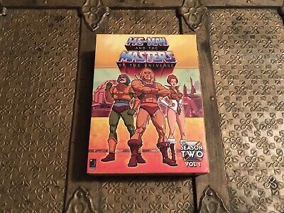 $39.90 • Buy He-Man And The Masters Of The Universe Season 2 Vol 1 DVD Region 1