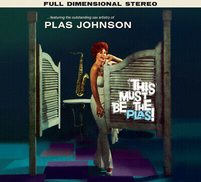 This Must Be The Plas / Mood For The Blues [Limited] By JOHNSON,PLAS • 16.05£