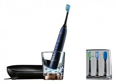 AU837.80 • Buy NEW Philips Sonicare Electric Tooth Brush Diamond Clean Lunar Blue HX9964/55 EMS