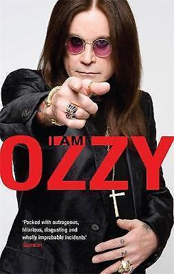 AU6 • Buy I Am Ozzy By Ozzy Osbourne (Paperback, 2010), New Unwanted Christmas Gift