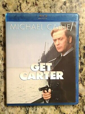 Get Carter (blu-ray) Michael Caine • 11.35£