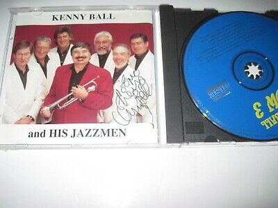 £7 • Buy Kenny Ball - Now 3 - Signed By Kenny Ball VG+/VG+