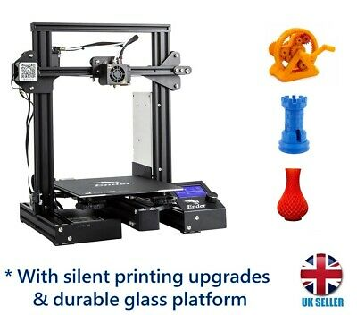 Creality Ender-3Xs Pro 3D Printer With Latest Factory Upgrades  • 199.99£
