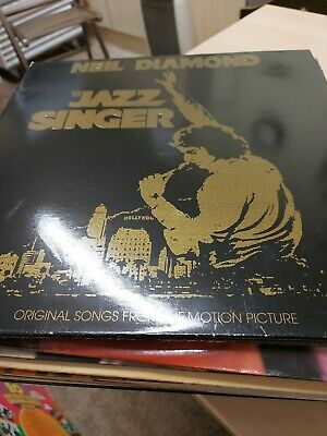 Neil Diamond - The Jazz Singer (OST) Vinyl Album Record LP Capitol • 0.99£