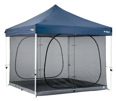 AU149.95 • Buy OZtrail Gazebo Screen House Inner Kit 2.4 MPGO-SIK24-D